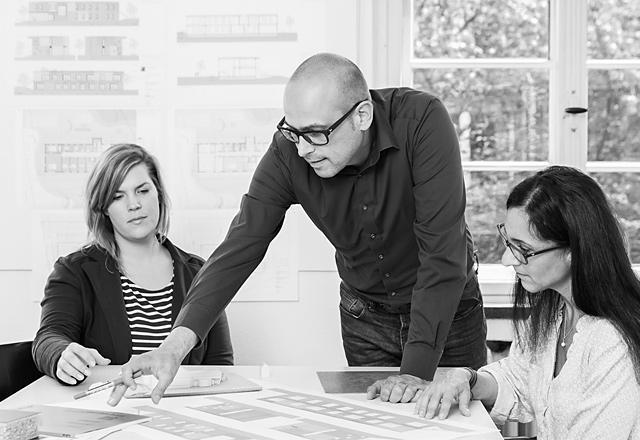 Architekt Dortmund strukturiertes und koordiniertes arbeiten p architekten ingenieure